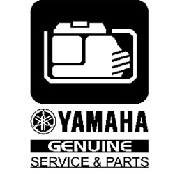 Yamaha Genuine Serviec & Parts logo